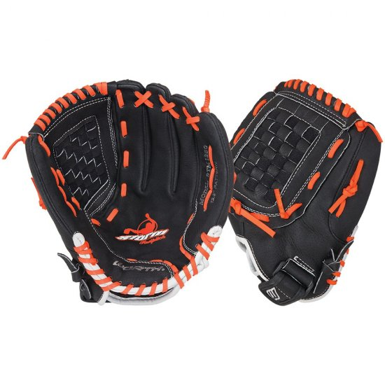 "WORTH STM1250 Storm 12.5"" Fast Pitch Youth Softball Glove"